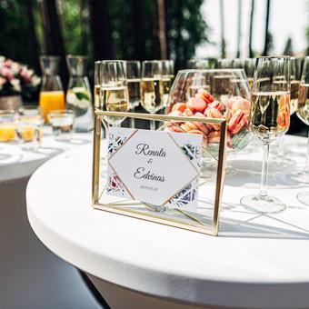 Šventė Stilingai - vaišių/šampano staliukas + aptarnavimas / Gabrielė Venckūnaitė / Darbų pavyzdys ID 768825