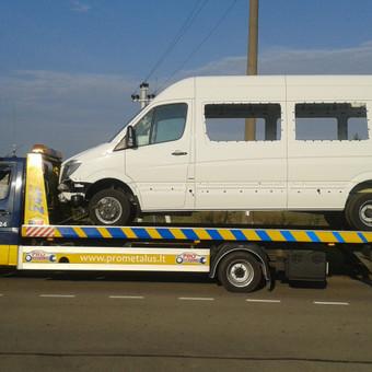 Techninė pagalba kelyje / Drive Group Aleksandras / Darbų pavyzdys ID 95149