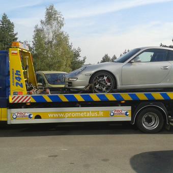 Techninė pagalba kelyje / Drive Group Aleksandras / Darbų pavyzdys ID 95153