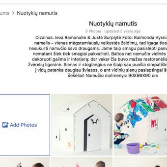 Tekstų kūrėja, copywriter, redaktorė / Milda Mizarienė / Darbų pavyzdys ID 782769