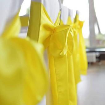 Lempučių, tekstilės nuoma, šampano staliukai / Smagilė / Darbų pavyzdys ID 95872