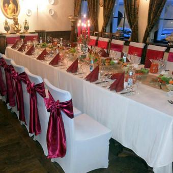 Lempučių, tekstilės nuoma, šampano staliukai / Smagilė / Darbų pavyzdys ID 95870