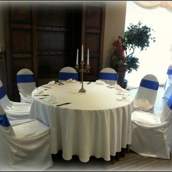 Planavimas, lempučių, tekstilės nuoma, šampano staliukai / Smagilė / Darbų pavyzdys ID 95877