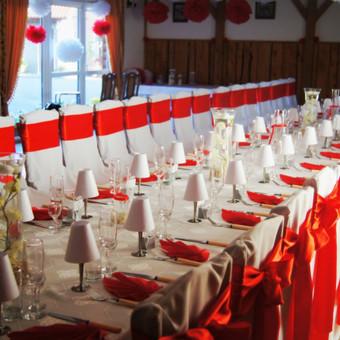 Planavimas, lempučių, tekstilės nuoma, šampano staliukai / Smagilė / Darbų pavyzdys ID 95876