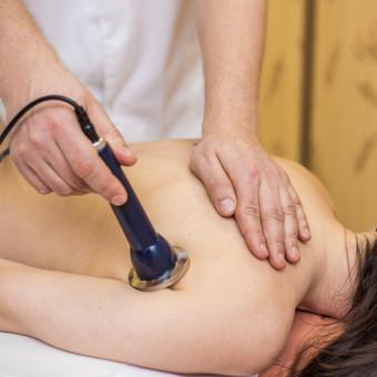Anticeliulitinis masažas ultragarso aparatu