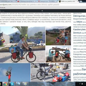 Laisvai samdoma žurnalistė Bulgarijoje / Justina Mikeliūnaitė / Darbų pavyzdys ID 96079