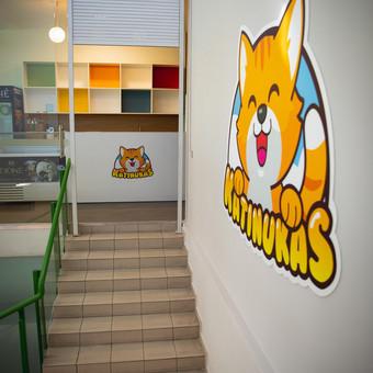 Vaikų laisvalaikio centras KATINUKAS.LT / Celinda, UAB / Darbų pavyzdys ID 795087