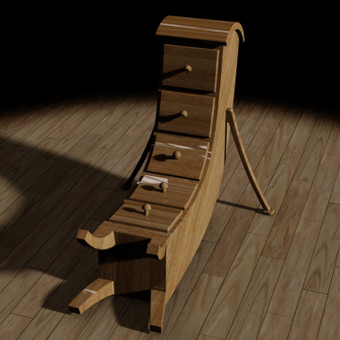 Prekyba baldais / Ernestas Pocius / Darbų pavyzdys ID 96370