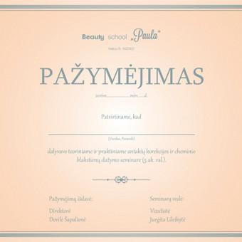 Grafinis dizainas / reklama / Romas Šambarys / Darbų pavyzdys ID 96461