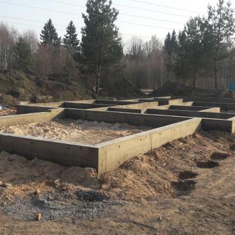 Pamatų įreng,tvoros ir visi betonavimo darbai.cfa. / Nikitka Stefanecas / Darbų pavyzdys ID 806711