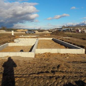 Pamatų įreng,tvoros ir visi betonavimo darbai.cfa. / Nikitka Stefanecas / Darbų pavyzdys ID 806713