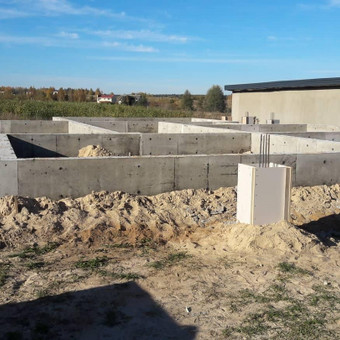 Pamatų įreng,tvoros ir visi betonavimo darbai.cfa. / Nikitka Stefanecas / Darbų pavyzdys ID 806717