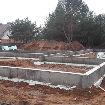 Pamatų įreng,tvoros ir visi betonavimo darbai.cfa. / Nikitka Stefanecas / Darbų pavyzdys ID 806721