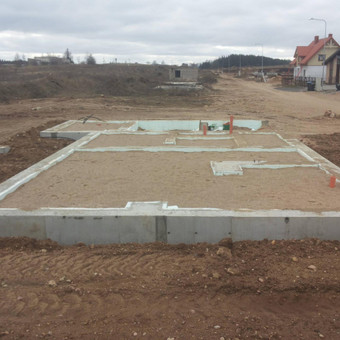 Pamatų įreng,tvoros ir visi betonavimo darbai.cfa. / Nikitka Stefanecas / Darbų pavyzdys ID 806723