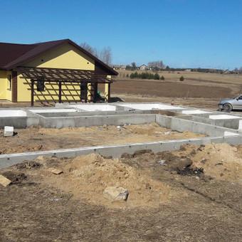 Pamatų įreng,tvoros ir visi betonavimo darbai.cfa. / Nikitka Stefanecas / Darbų pavyzdys ID 806725