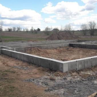 Pamatų įreng,tvoros ir visi betonavimo darbai.cfa. / Nikitka Stefanecas / Darbų pavyzdys ID 806729