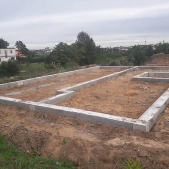 Pamatų įreng,tvoros ir visi betonavimo darbai.cfa. / Nikitka Stefanecas / Darbų pavyzdys ID 806731
