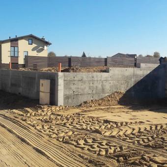 Pamatų įreng,tvoros ir visi betonavimo darbai.cfa. / Nikitka Stefanecas / Darbų pavyzdys ID 806735