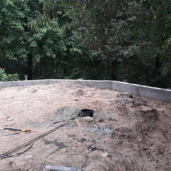 Pamatų įreng,tvoros ir visi betonavimo darbai.cfa. / Nikitka Stefanecas / Darbų pavyzdys ID 806737