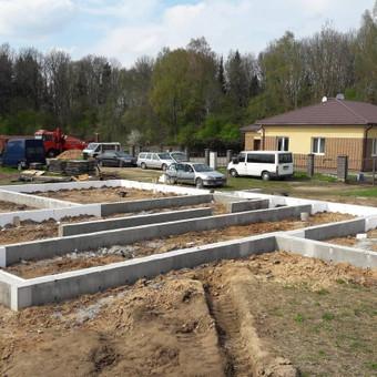 Pamatų įreng,tvoros ir visi betonavimo darbai.cfa. / Nikitka Stefanecas / Darbų pavyzdys ID 806741