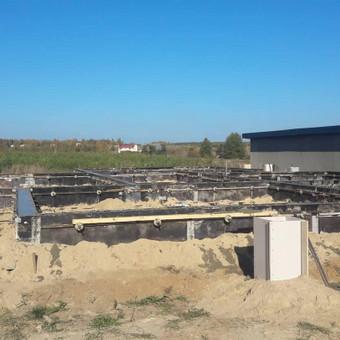 Pamatų įreng,tvoros ir visi betonavimo darbai.cfa. / Nikitka Stefanecas / Darbų pavyzdys ID 806745