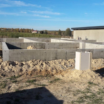 Pamatų įreng,tvoros ir visi betonavimo darbai.cfa. / Nikitka Stefanecas / Darbų pavyzdys ID 806747