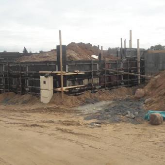 Pamatų įreng,tvoros ir visi betonavimo darbai.cfa. / Nikitka Stefanecas / Darbų pavyzdys ID 806749