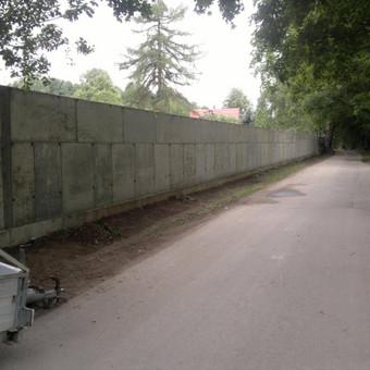 Pamatų įreng,tvoros ir visi betonavimo darbai.cfa. / Nikitka Stefanecas / Darbų pavyzdys ID 806751