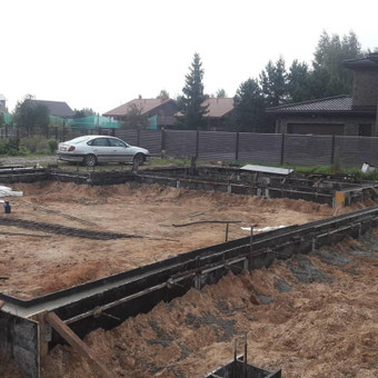 Pamatų įreng,tvoros ir visi betonavimo darbai.cfa. / Nikitka Stefanecas / Darbų pavyzdys ID 806755