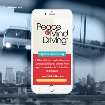 Peace of mind driving - android programėlė skirta saugesniam vairavimui. Plačiau: http://peaceofminddrivingapp.com/