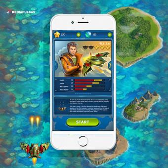 Mobile rpg žaidimas skirtas Kinijos rinkai. Žaidimo pavadinimo pagal sutartį atkleisti negalime.