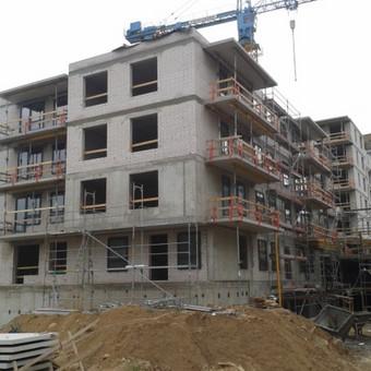 Statybų techninė priežiūra / Sivesta / Darbų pavyzdys ID 97460