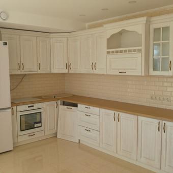 Virtuviniu baldu gamyba / Virtuvės baldų gamyba / Darbų pavyzdys ID 819563