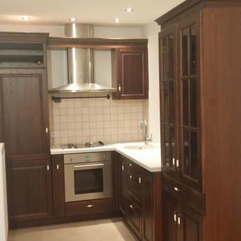Virtuviniu baldu gamyba / Virtuvės baldų gamyba / Darbų pavyzdys ID 819573