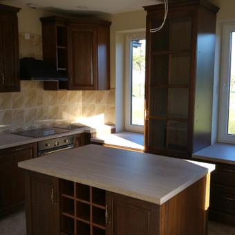 Virtuviniu baldu gamyba / Virtuvės baldų gamyba / Darbų pavyzdys ID 819575