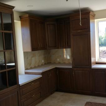 Virtuviniu baldu gamyba / Virtuvės baldų gamyba / Darbų pavyzdys ID 819577