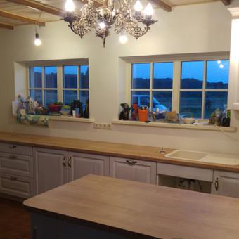 Virtuviniu baldu gamyba / Virtuvės baldų gamyba / Darbų pavyzdys ID 819579