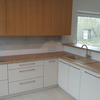 Virtuviniu baldu gamyba / Virtuvės baldų gamyba / Darbų pavyzdys ID 819589