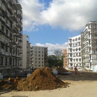 Statybų techninė priežiūra / Sivesta / Darbų pavyzdys ID 97471