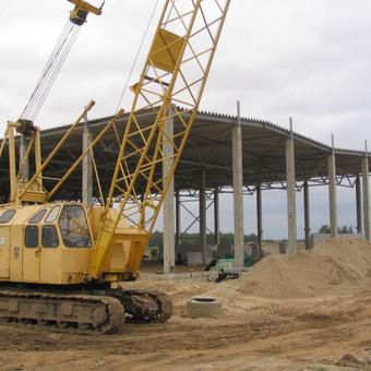 Statybų techninė priežiūra / Sivesta / Darbų pavyzdys ID 97492
