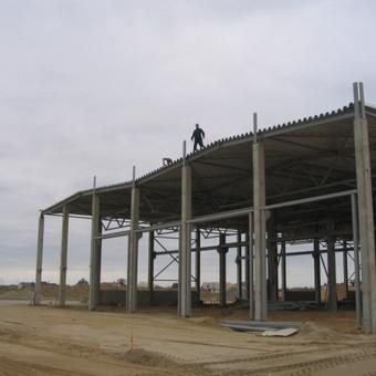 Statybų techninė priežiūra / Sivesta / Darbų pavyzdys ID 97491