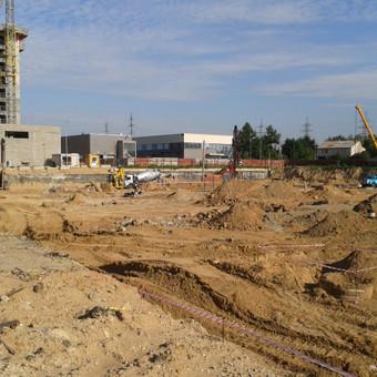 Statybų techninė priežiūra / Sivesta / Darbų pavyzdys ID 97501