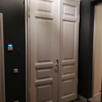 Perdazymas, langu,duru,baldu restauravimas / Restauratorius / Darbų pavyzdys ID 820775