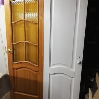 Perdazymas, langu,duru,baldu restauravimas / Restauratorius / Darbų pavyzdys ID 820781