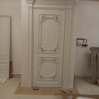 Perdazymas, langu,duru,baldu restauravimas / Restauratorius / Darbų pavyzdys ID 820783