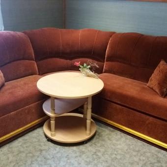 Minkštų baldų remontas / Baldų restauravimas / Darbų pavyzdys ID 820843