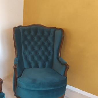 Minkštų baldų remontas / Baldų restauravimas / Darbų pavyzdys ID 820849