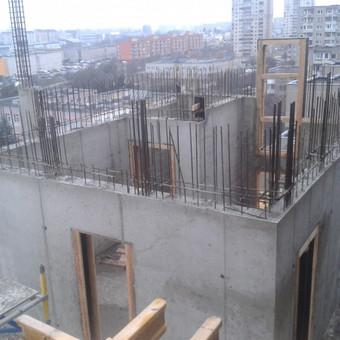 Statybų techninė priežiūra / Sivesta / Darbų pavyzdys ID 97530
