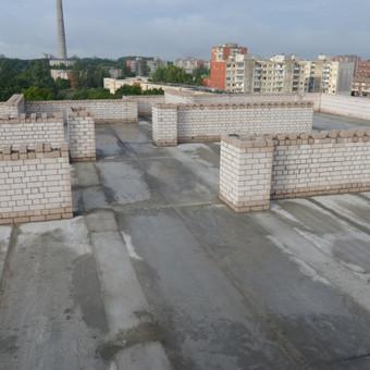 Statybų techninė priežiūra / Sivesta / Darbų pavyzdys ID 97536