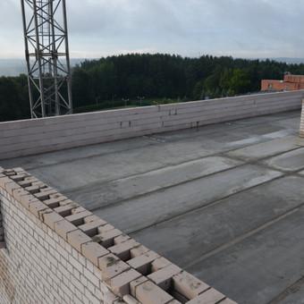 Statybų techninė priežiūra / Sivesta / Darbų pavyzdys ID 97535